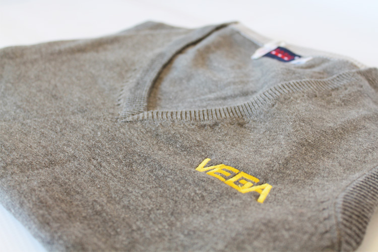 Vega Embroidered Jersey