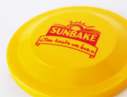 Screen Printed Sunbake Frisbee