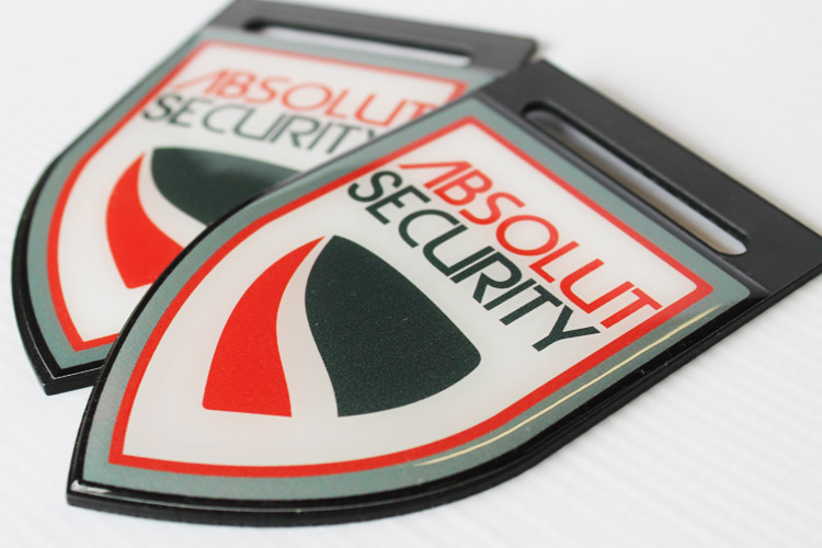 Absolut Security Epaulets